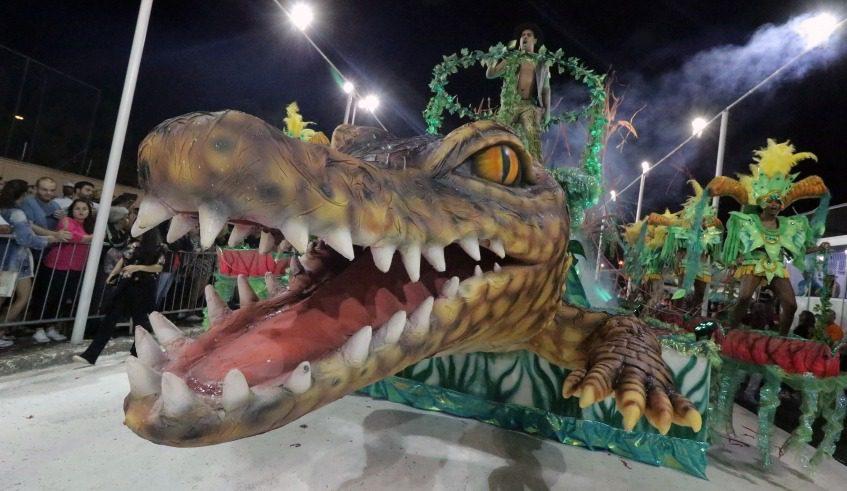 Unidos da Vila Industrial - Carnaval Mogi das Cruzes 2019