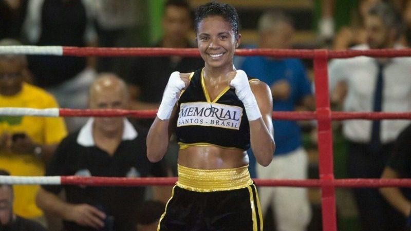 Danila Ramos - Boxe - Mogi das Cruzes