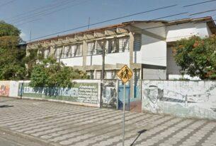 Escola Deodato Wertheimer - Mogi das Cruzes