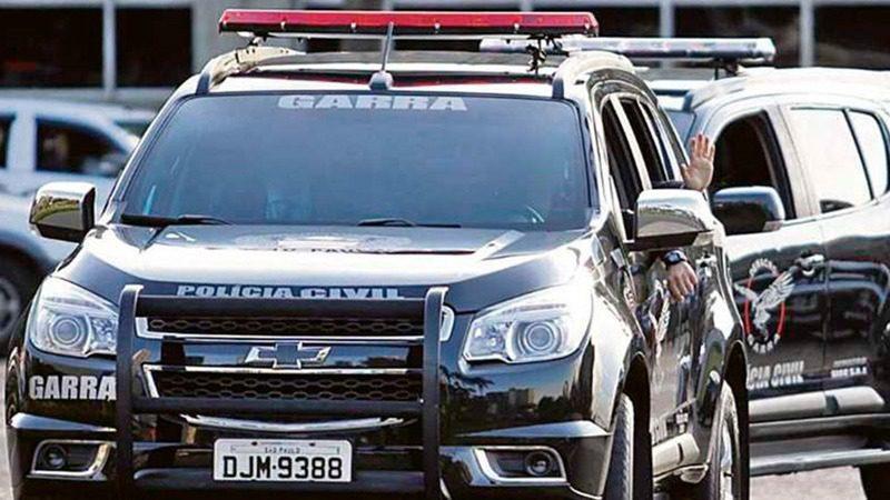 Garra - Polícia Civil SP