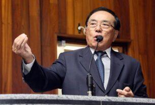 Vereador Olimpio Tomiyama