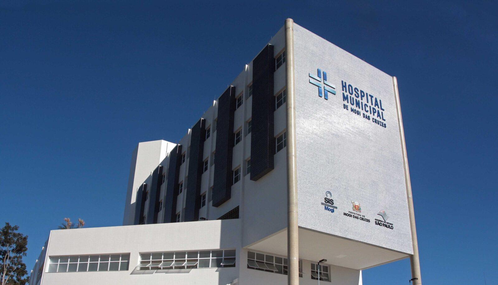 Hospital Municipal de Mogi das Cruzes em Braz Cubas