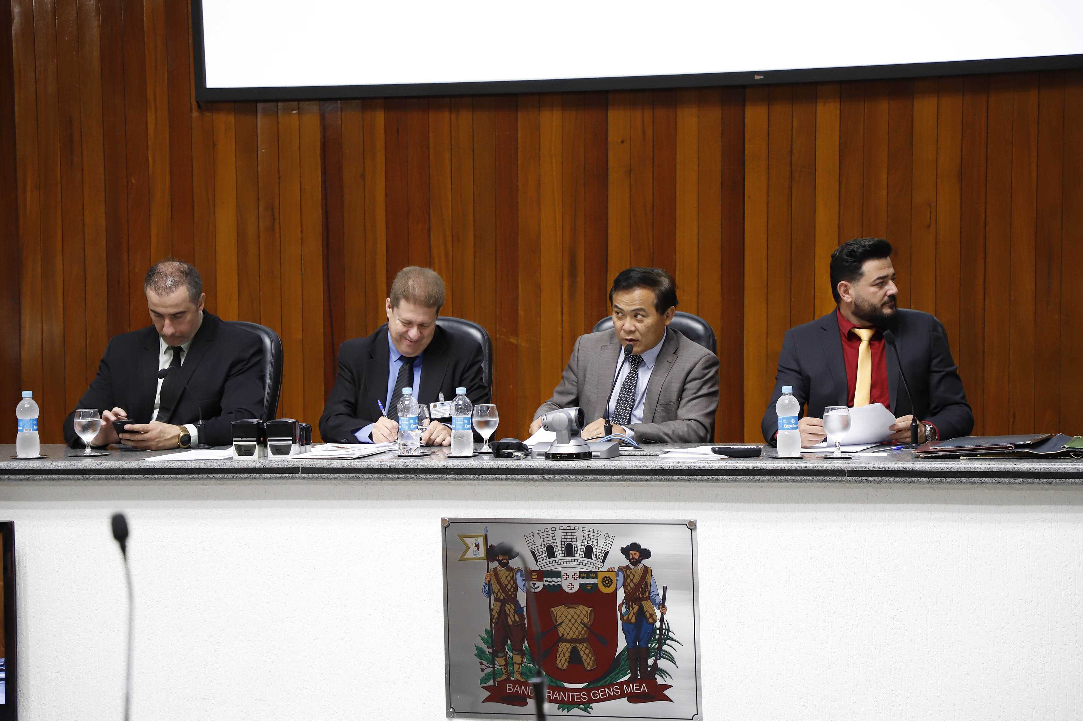 Comissão na Câmara Municipal de Mogi das Cruzes