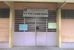 Escola Estadual Lucinda Bastos - Mogi das Cruzes