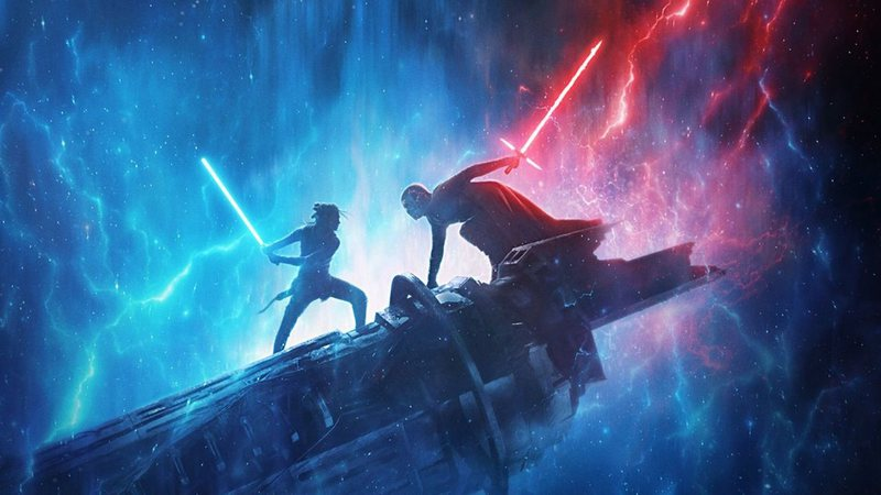 Star Wars - Episódio IX - A Ascensão de Skywalker