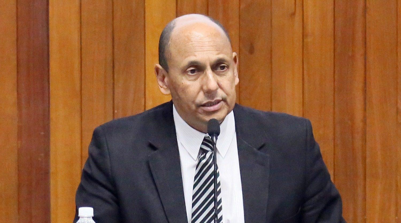 Vereador Pastor Carlos Evaristo - Mogi das Cruzes