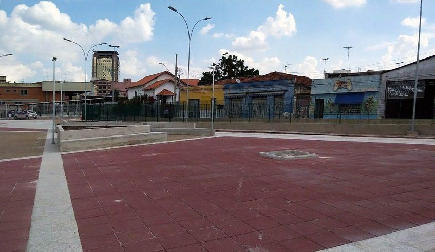 Praça Diego Leme Chavedar