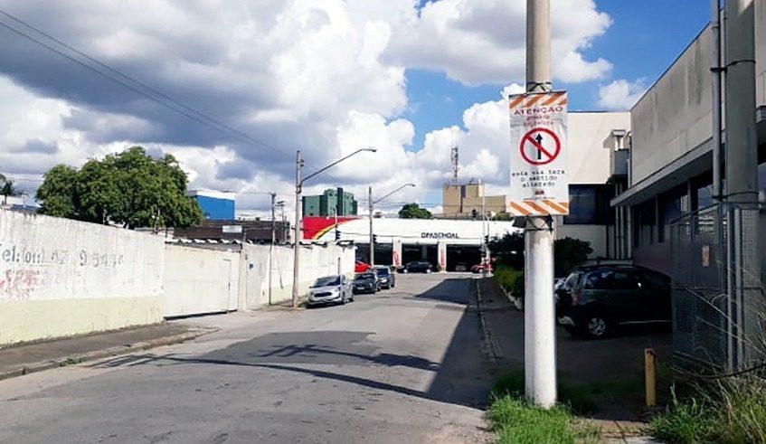 Rua João Fernandes Lima - Mogi das Cruzes