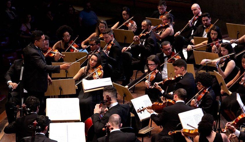 Orquestra SInfônica Jovem de Mogi das Cruzes