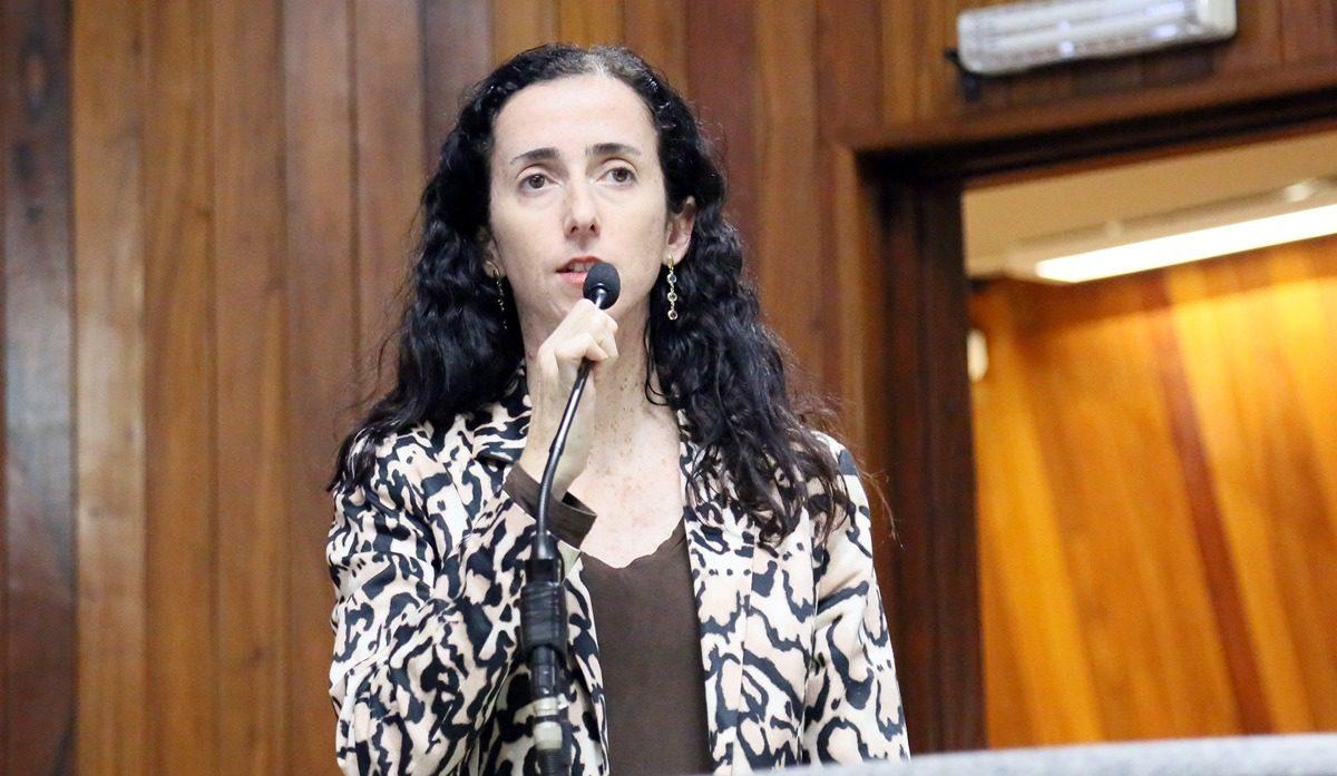 Vereadora Fernanda Moreno