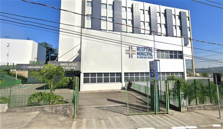 Hospital Municipal de Mogi das Cruzes, em Braz Cubas