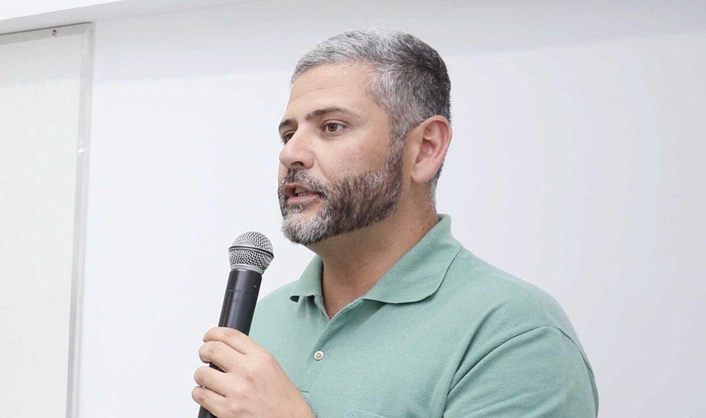 Secretário Municipal da Agricultura Renato Abdo