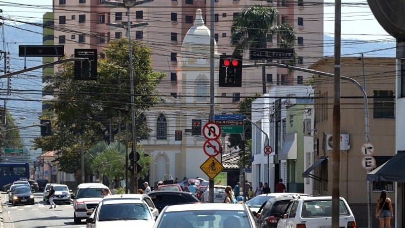 Centro de Mogi das Cruzes