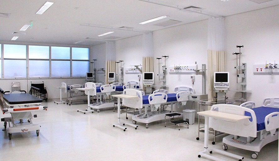Leitos de Hospital