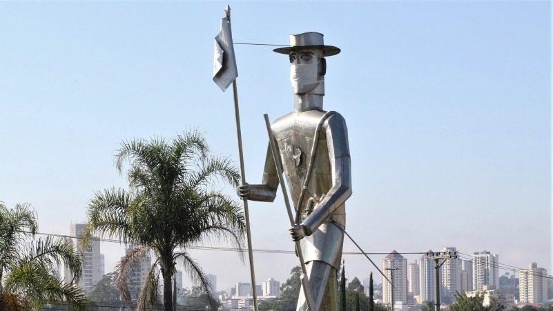 Monumento O Bandeirante