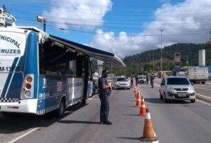Operação da Guarda Municipal de Mogi das Cruzes