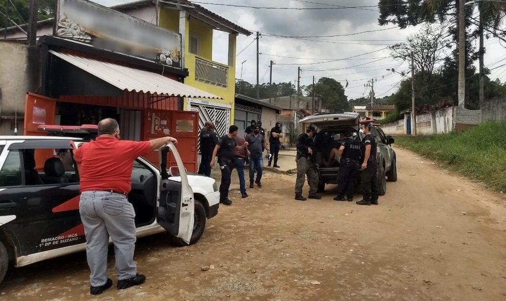 Polícia Civil Suzano