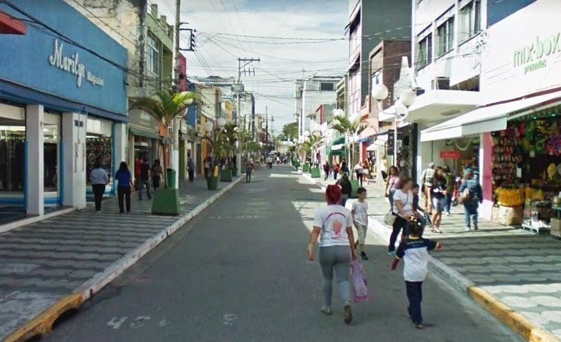 Rua Dr. Paulo Frontin