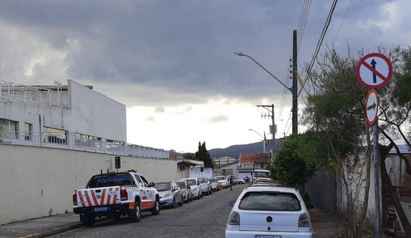 Rua Tenente José Adolfo de Moura Salles