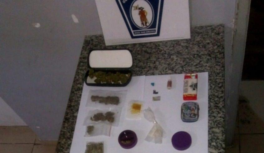 Guarda Municipal de Mogi das Cruzes - Tráfico de drogas
