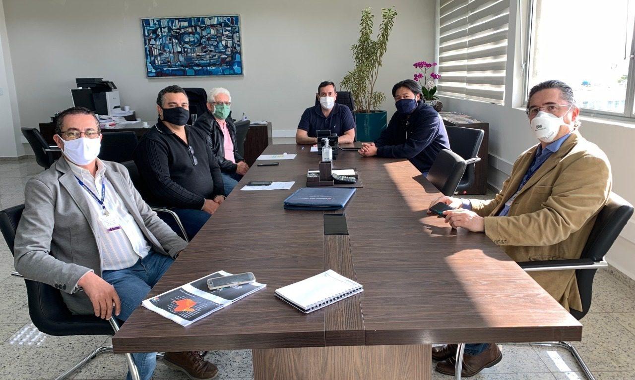 Reunião Prefeitura de Mogi - ACMC - Sincomércio